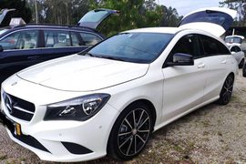 2016' Mercedes-Benz Cla-200