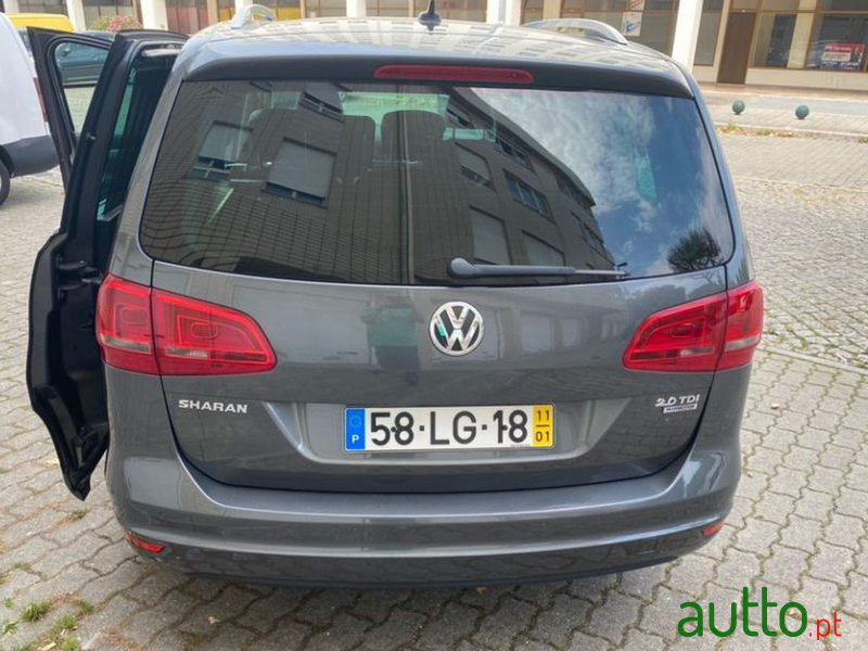 2011 Volkswagen Sharan 2.0 Tdi Highliine in Porto, Portugal - 5