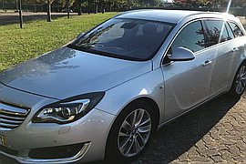 2014' Opel Insignia Sports Tourer Sw