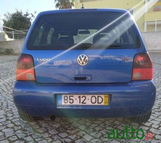 1999 Volkswagen Lupo 1.4 Tdi in Amadora, Portugal