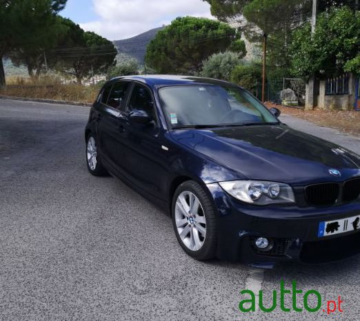 2009 BMW 120 in Leiria, Portugal - 3