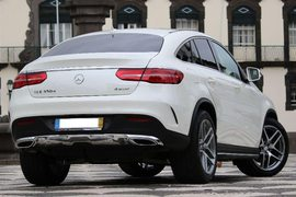 2015' Mercedes-Benz Gle 350D