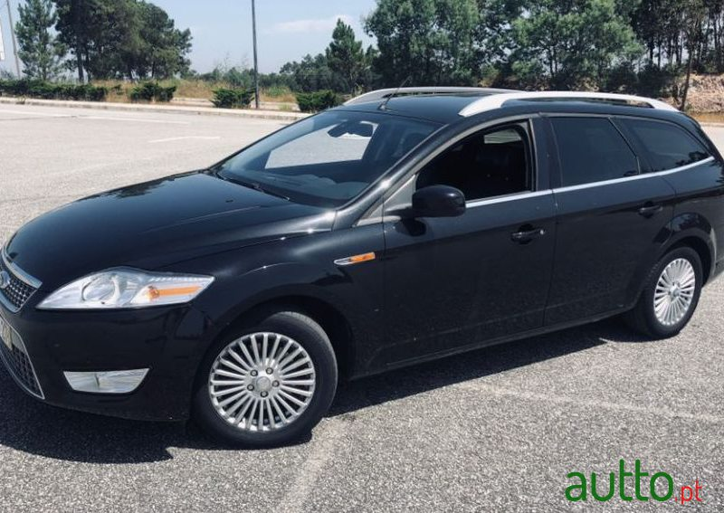 2010 Ford Mondeo Sw in Aveiro, Portugal - 2