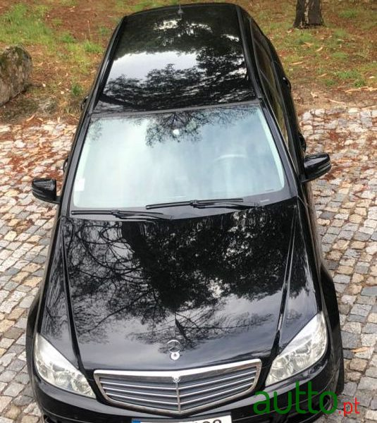 2010 Mercedes-Benz C-220 Blueefficiency in Santo Tirso, Portugal - 2