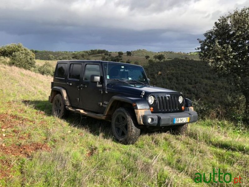 2011 Jeep Wrangler in Faro, Portugal - 2