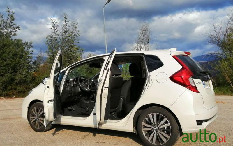 2020 Honda Jazz in Oliveira do Hospital, Portugal - 5