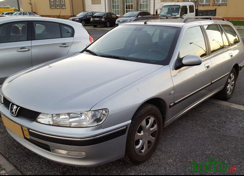 2000' peugeot 406 sw 2.0 hdi executive for sale - €5,850. lisbon