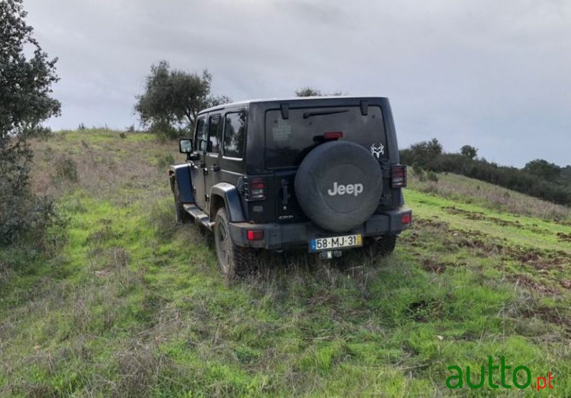 2011 Jeep Wrangler in Faro, Portugal