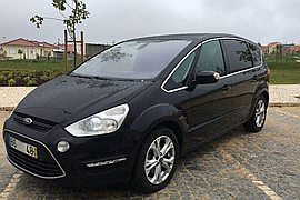 2010' Ford S-Max