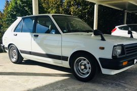 1984' Toyota Starlet Kp61 1.3S
