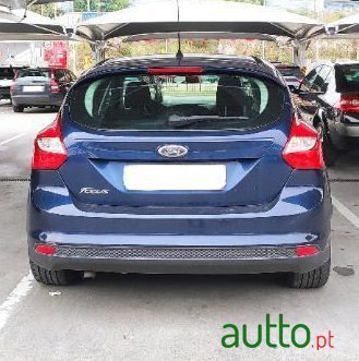 2012 Ford Focus in Entroncamento, Portugal - 4