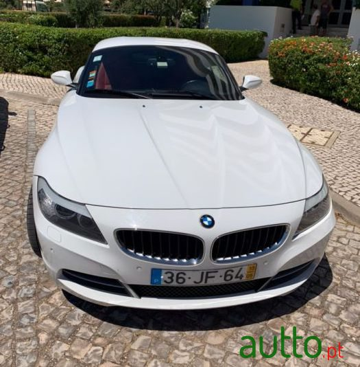 2010 BMW Z4 2.3 in Albufeira, Portugal