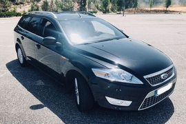2010' Ford Mondeo Sw