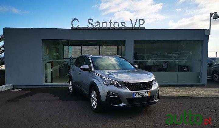2019 Peugeot 3008 in Funchal, Portugal