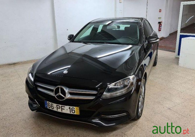 2014 Mercedes-Benz C-250 in Loures, Portugal - 3