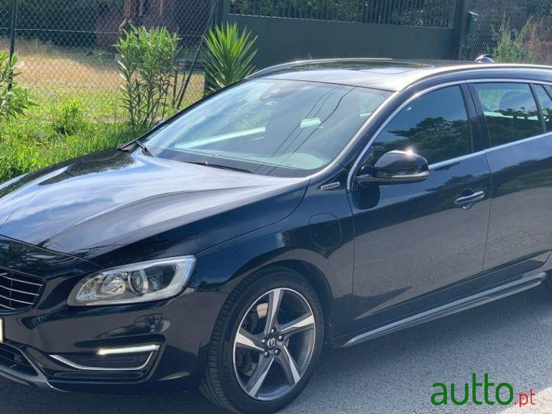 2013 Volvo V60 in Sintra, Portugal