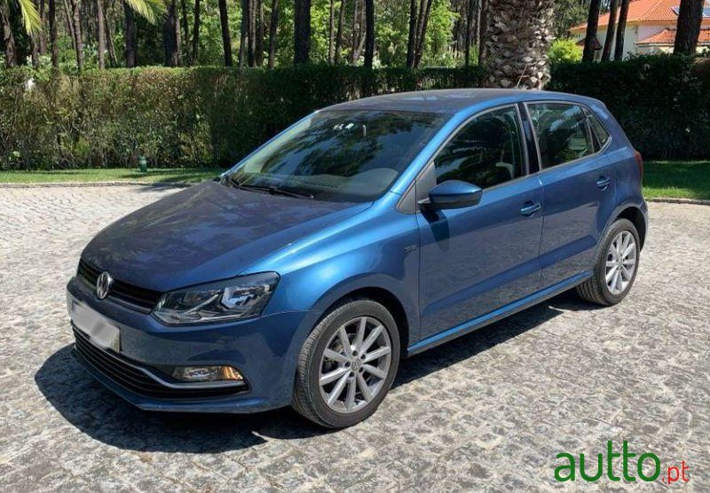 2016 Volkswagen Polo in Lisbon, Portugal - 3
