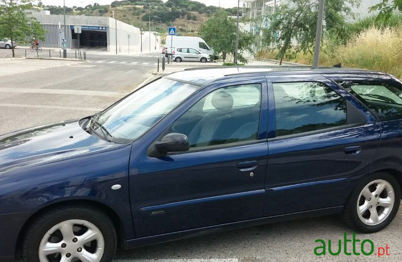 2004 Citroen Xsara Break in Lisbon, Portugal - 4