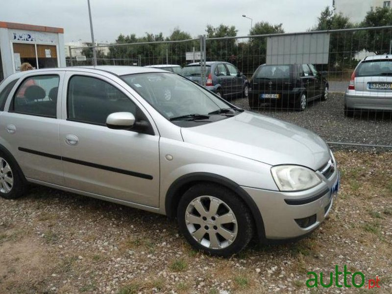 2005 U0026 39  Opel Corsa 1 2 16v N-joy Easytronic For Sale