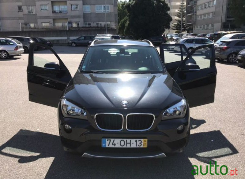 2014 BMW X1 in Porto, Portugal - 3