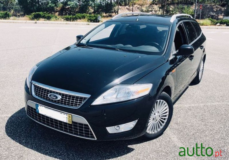 2010 Ford Mondeo Sw in Aveiro, Portugal - 4