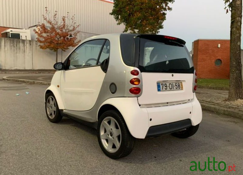 2003 Smart Fortwo 0.8 Passion em Valongo, Portugal