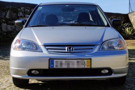 2002' Honda Civic Lsx  90Cv