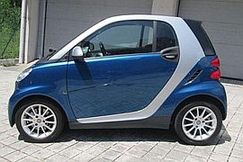 2008' Smart Fortwo