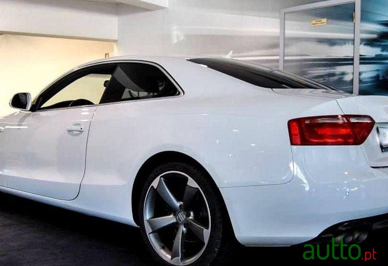 2009' Audi A5 2 0 S-Line for sale - €22,900  Coimbra, Portugal