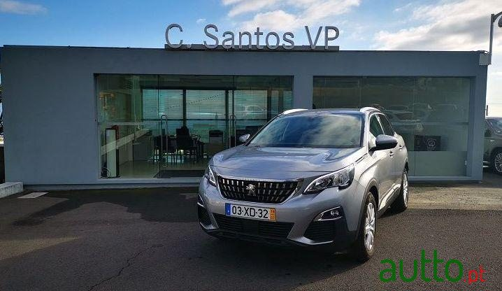 2019 Peugeot 3008 in Funchal, Portugal - 2