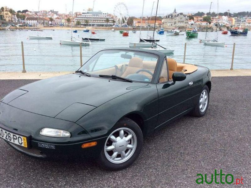 1991 Mazda MX-5 1.6 in Cascais, Portugal - 3
