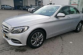 2015' Mercedes-Benz C-220 Avanguarde