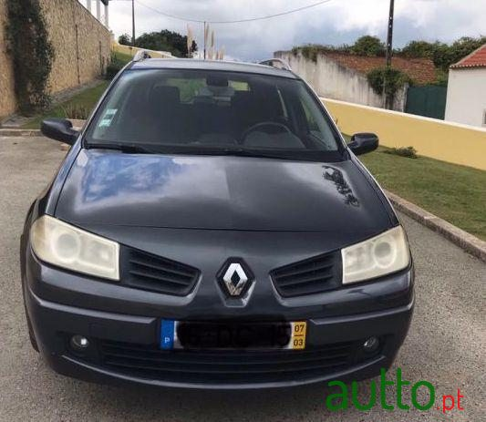 2007' Renault Megane Break For Sale