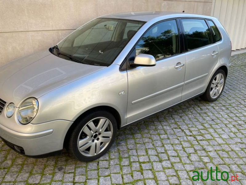 2003 Volkswagen Polo in Lisbon, Portugal - 2