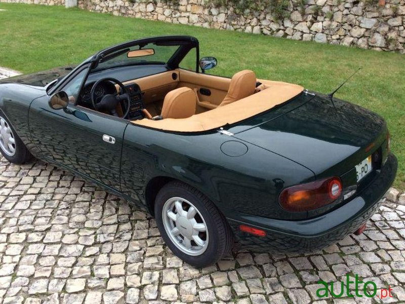 1991 Mazda MX-5 1.6 in Cascais, Portugal - 4
