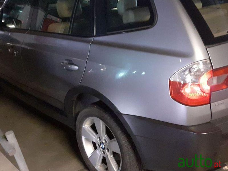 2005 BMW X3 2.0 D in Loures, Portugal
