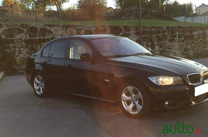 2011 BMW 320 in Belmonte, Portugal