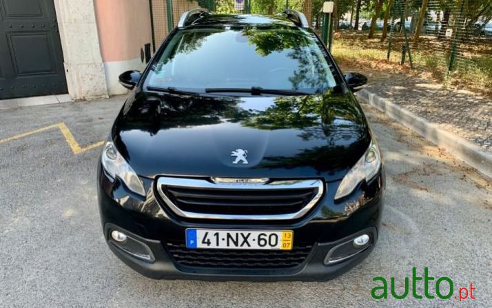 2013 Peugeot 2008 in Cascais, Portugal