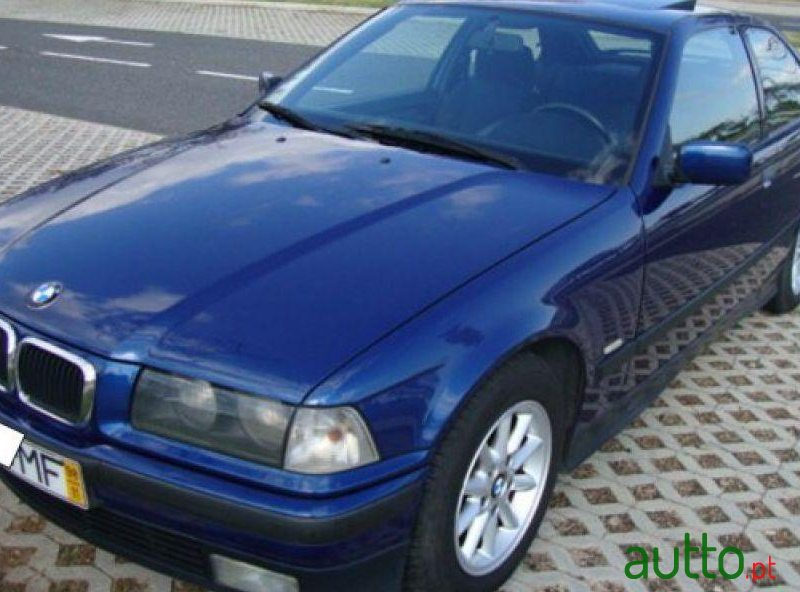 1998 U0026 39  Bmw 318 318 Tds Compact M Sport For Sale