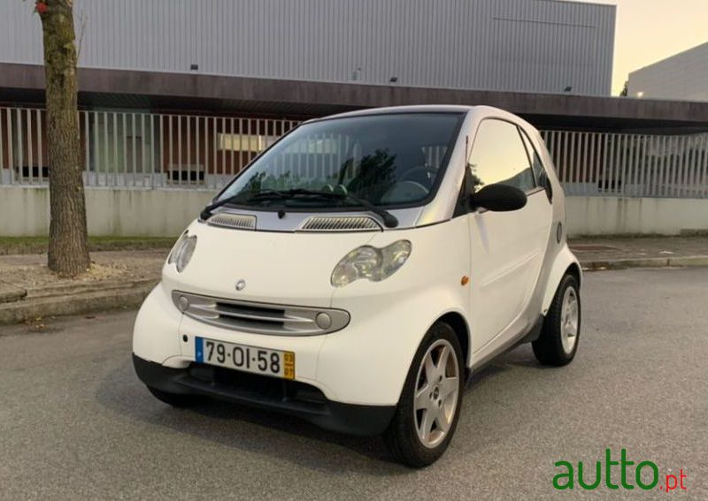 2003 Smart Fortwo 0.8 Passion em Valongo, Portugal - 2