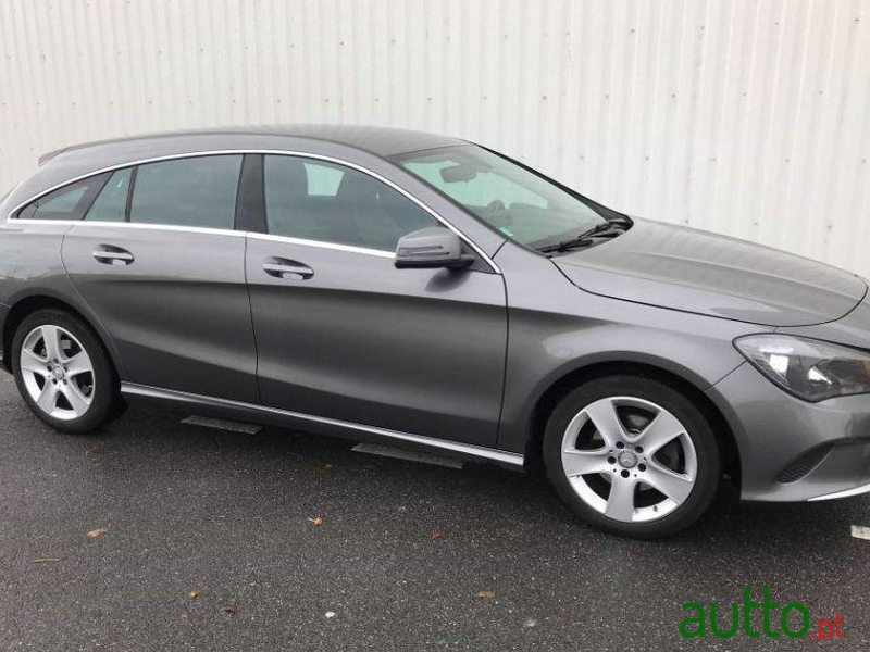 2016 Mercedes-Benz Cla-180 D in Coimbra, Portugal - 3