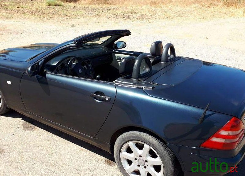1998 Mercedes-Benz Slk-230 em Serpa, Portugal - 2