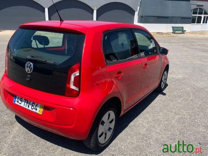 2013 Volkswagen Up in Mafra, Portugal - 3