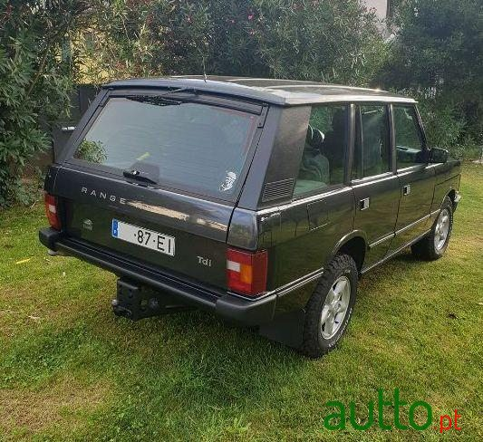 1994 Land Rover Range Rover in Gondomar, Portugal - 4