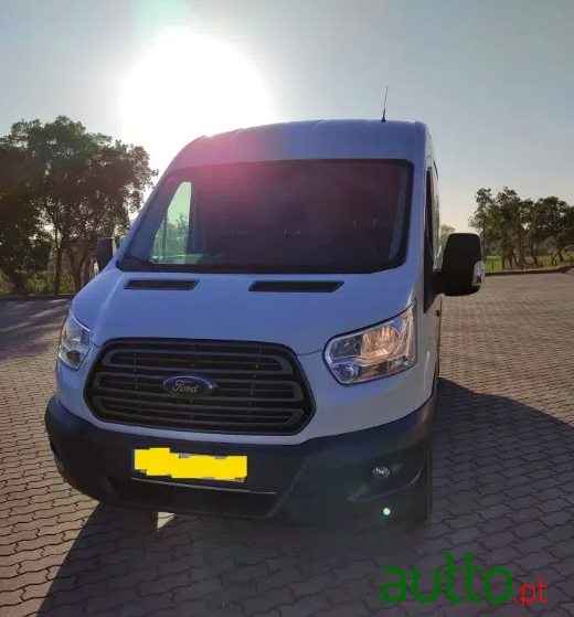 2016 Ford Transit in Pombal, Portugal
