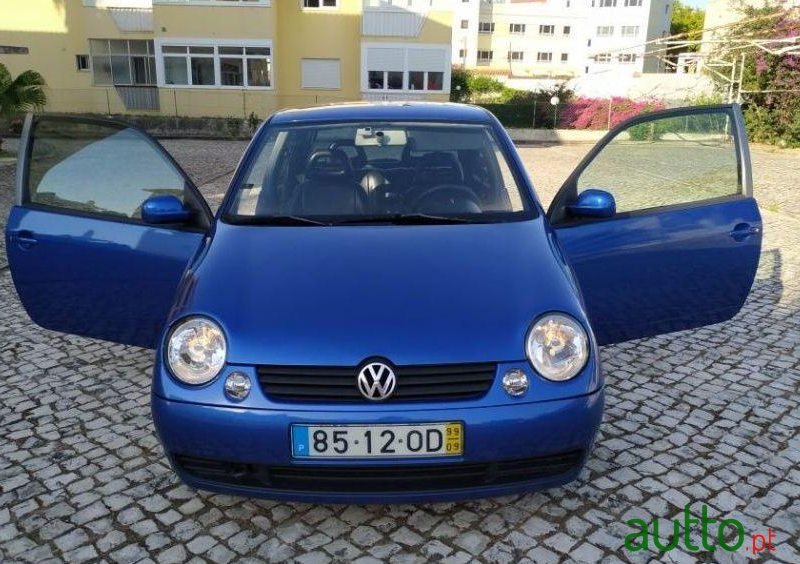 1999 Volkswagen Lupo 1.4 Tdi in Amadora, Portugal - 4