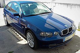 2002' BMW 3 Series Compact