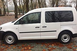 2013' Volkswagen Caddy