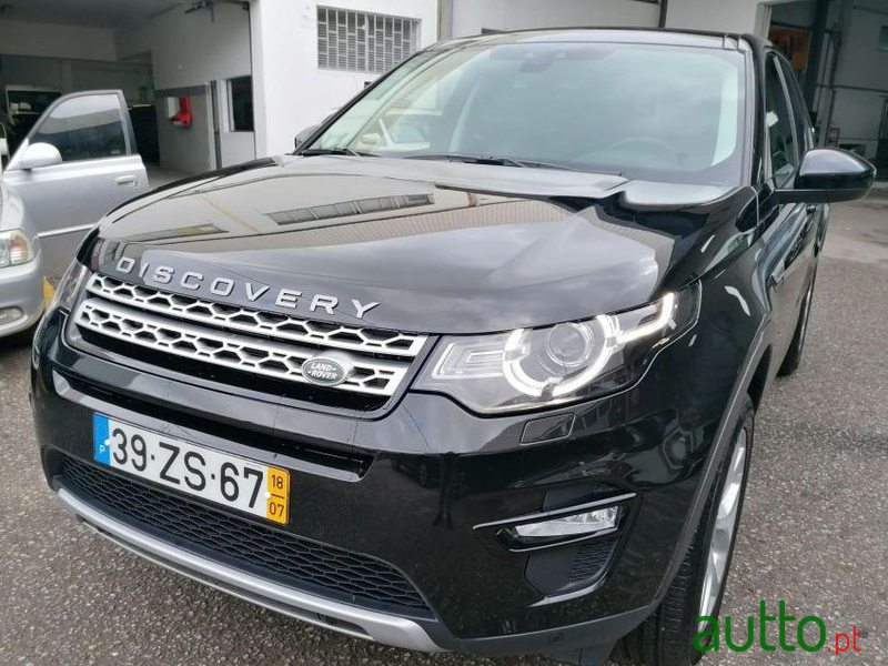 2018 Land Rover Discovery Sport in Beja, Portugal - 3