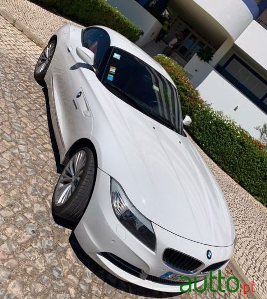 2010 BMW Z4 2.3 in Albufeira, Portugal - 2